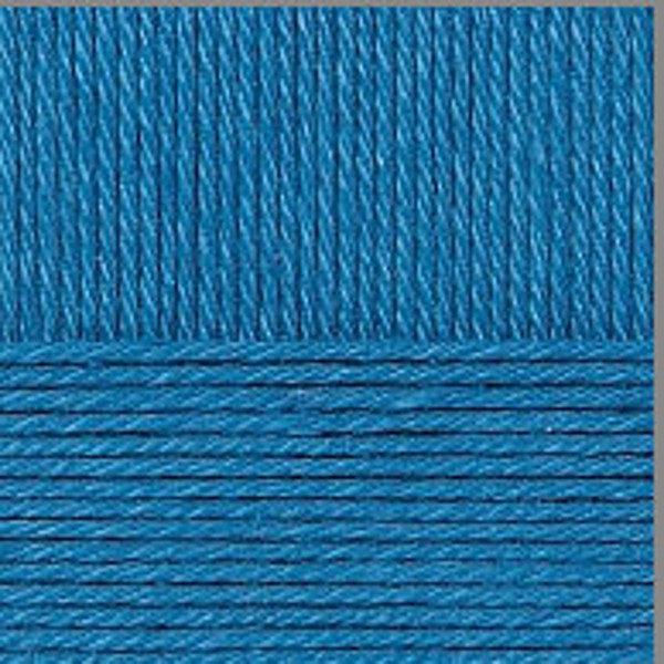 Классический хлопок Пехорка - королевский синий 100
