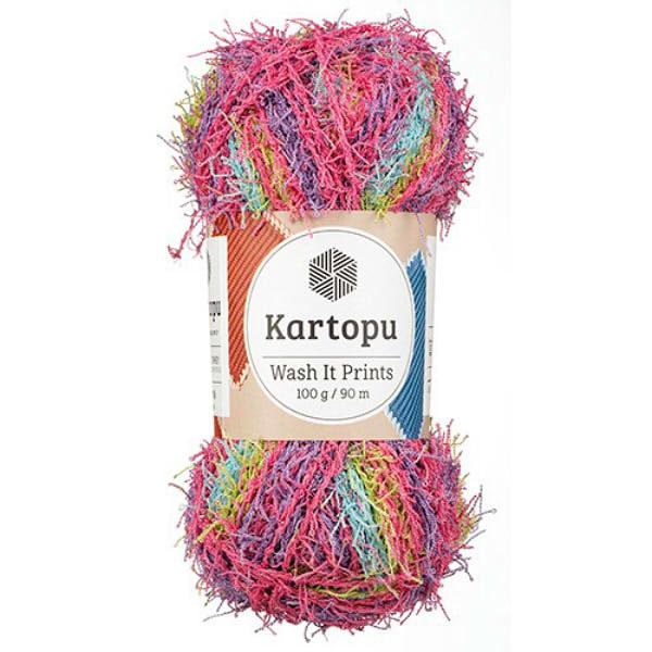 Wash It Prints KARTOPU - Н2230