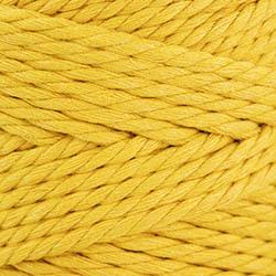 Macrame Rope 3мм YarnArt - желтый 764