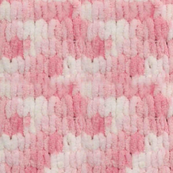 Puffy Color Alize - бел/розовый 5863