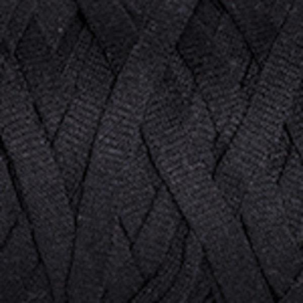 Ribbon YarnArt - черный 750