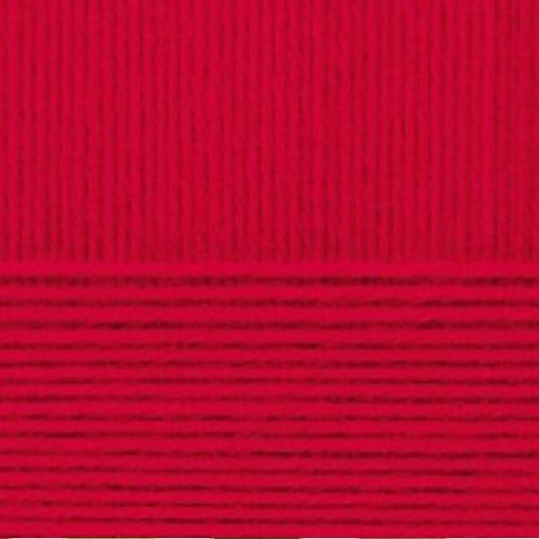 Десткий каприз теплый Пехорка - красный 06