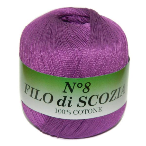 Filo di Scosia №8 Weltus - фиолетовый 29