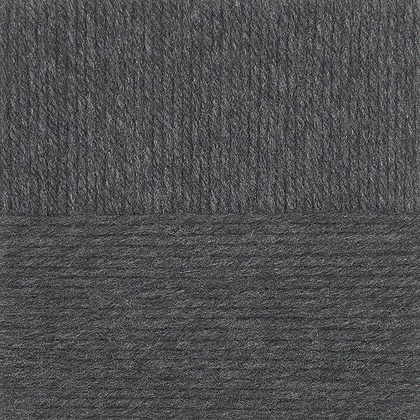 Удачный выбор Пехорка - серый меланж 96