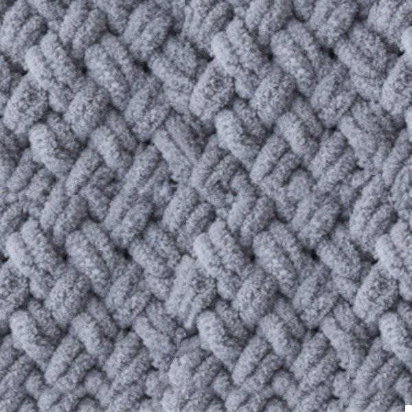 Puffy Alize - средне серый 428