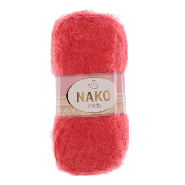 Paris NAKO - гранатово-красный 11271