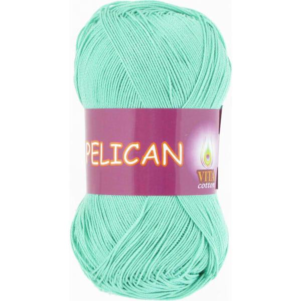 Pelican VITA Cotton - мята 3970
