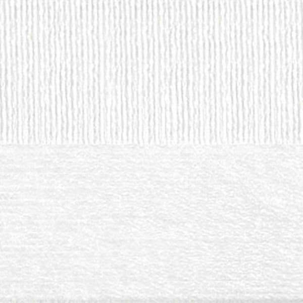 Вискоза натуральная Пехорка - белый 01