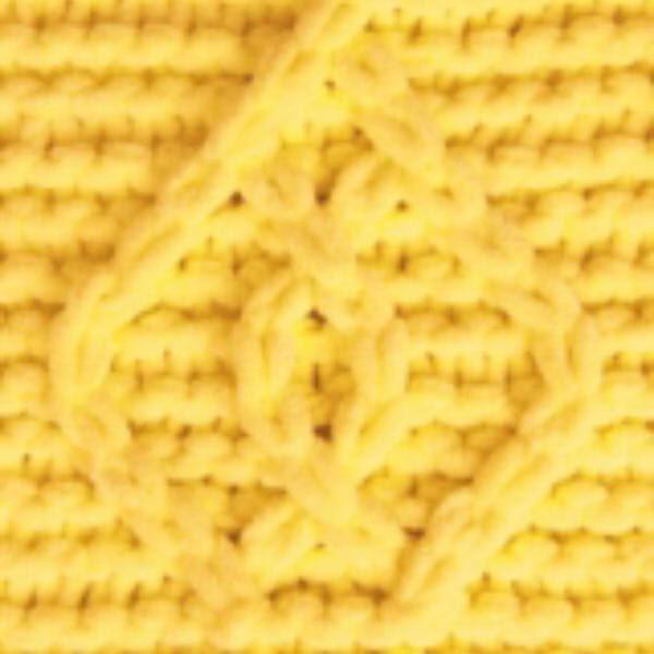 Puffy Fine Alize - желтый 113