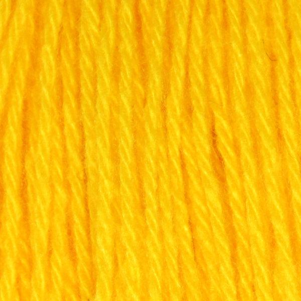 Бабушкина пряжа в пасмах акрил Бабушкина пряжа - цв.желтый