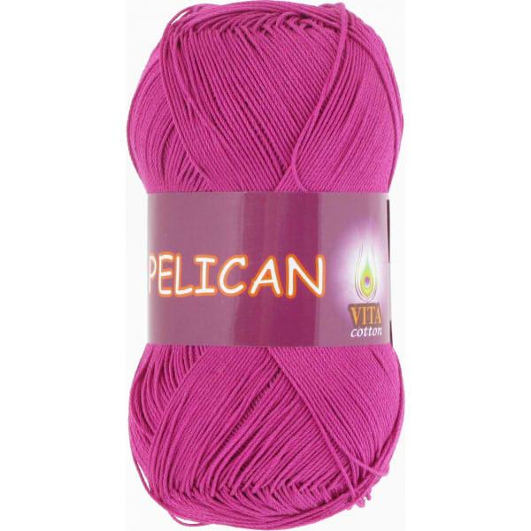 Pelican VITA Cotton - цикламен 4002