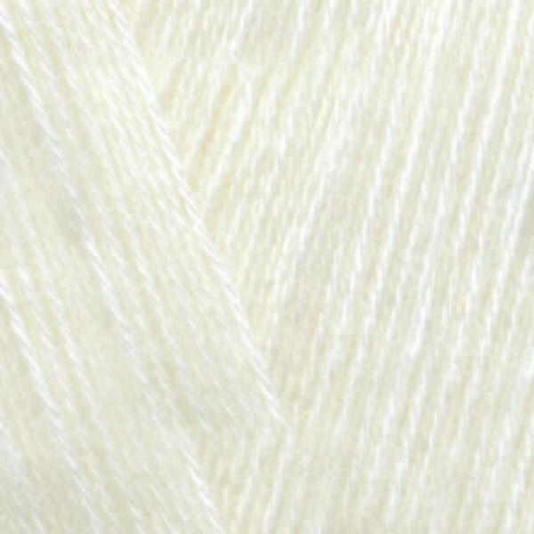 Angora Gold Alize - кремовый 01