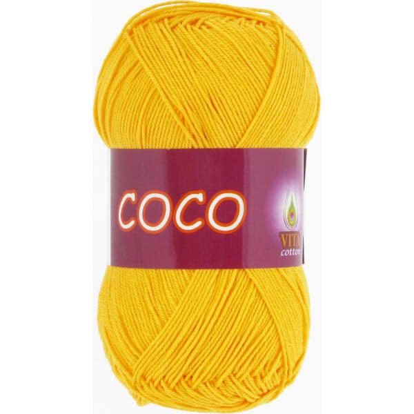 Coco VITA Cotton - желтый 3863