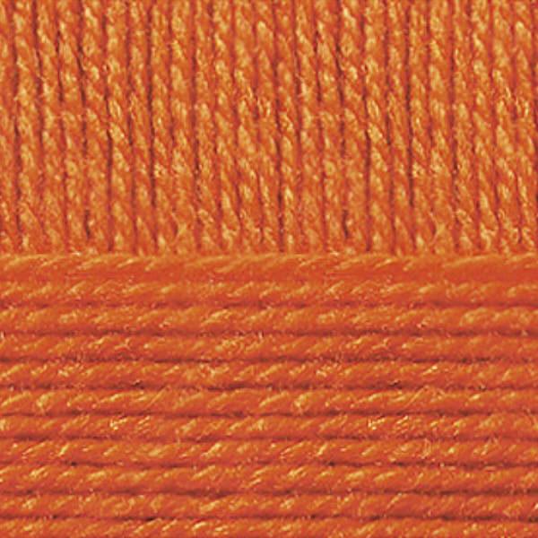 Мериносовая Пехорка - оранжевый 284