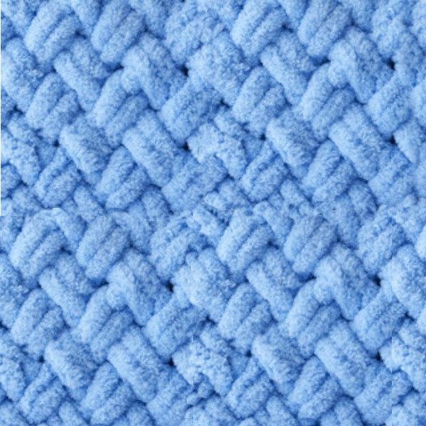 Puffy Alize - синий 289
