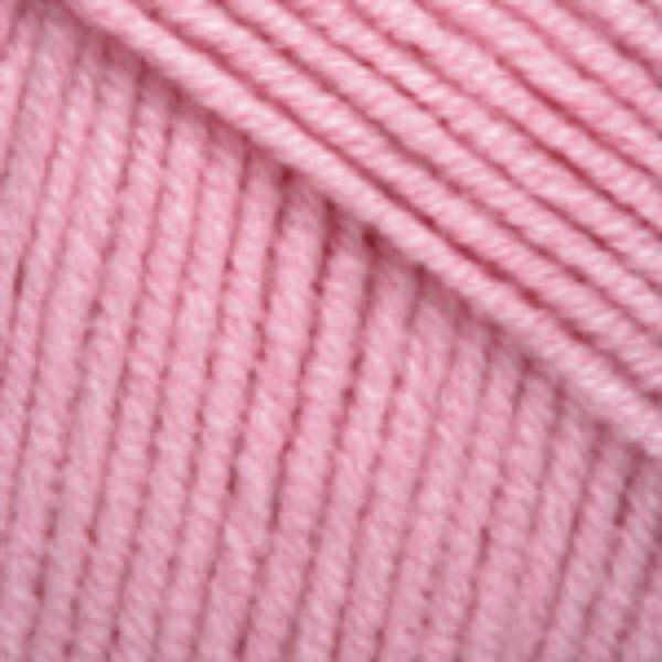 Jeans YarnArt - розовый 36