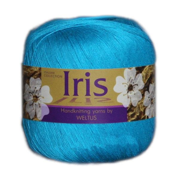 Iris Weltus - бирюза 48