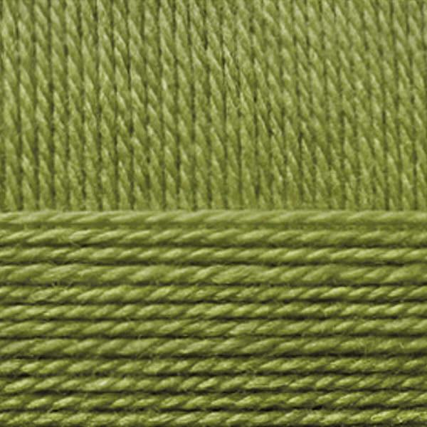 Мериносовая Пехорка - зеленый горошек 252