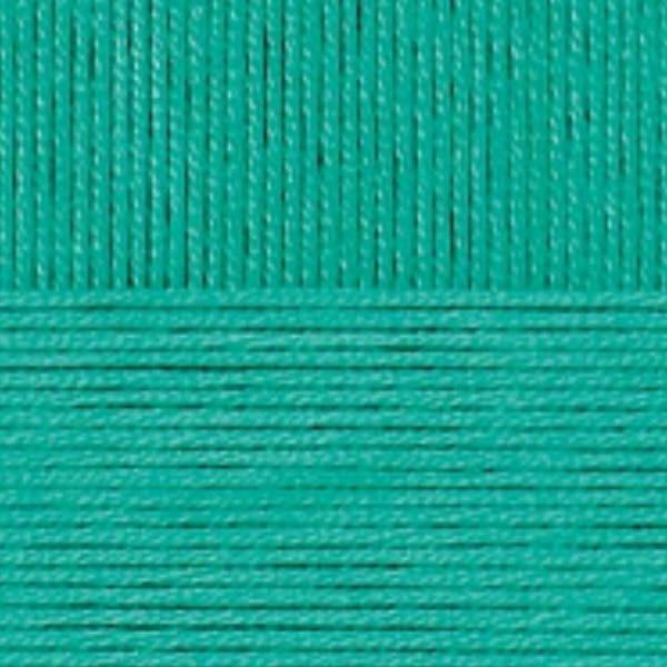 Детский хлопок Пехорка - изумруд 335