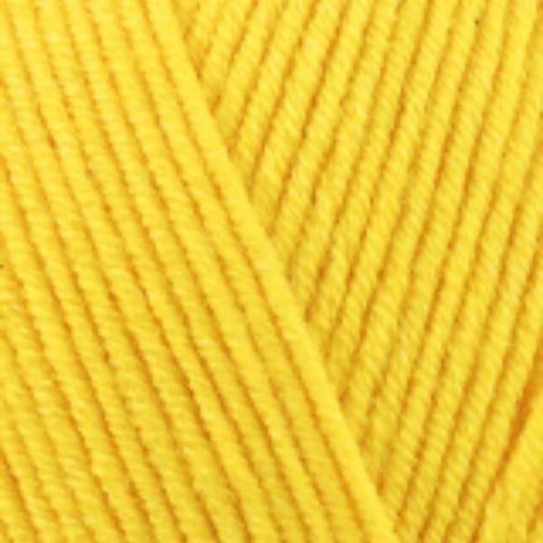 Cotton Gold Alize - желтый 110