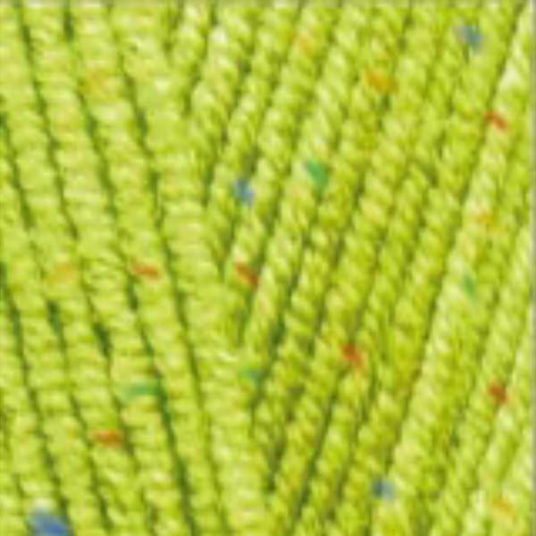 Cotton Gold Tweed Alize - кислотный 612