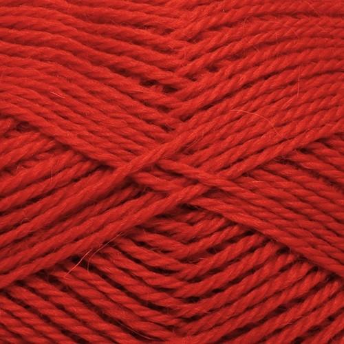 Аргентинская шерсть Камтекс - красный 046