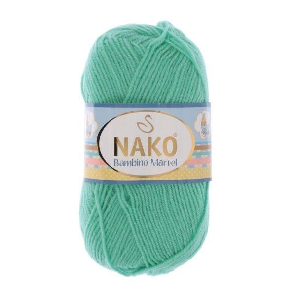 Bambino Marvel NAKO - мята 2867 (9037)