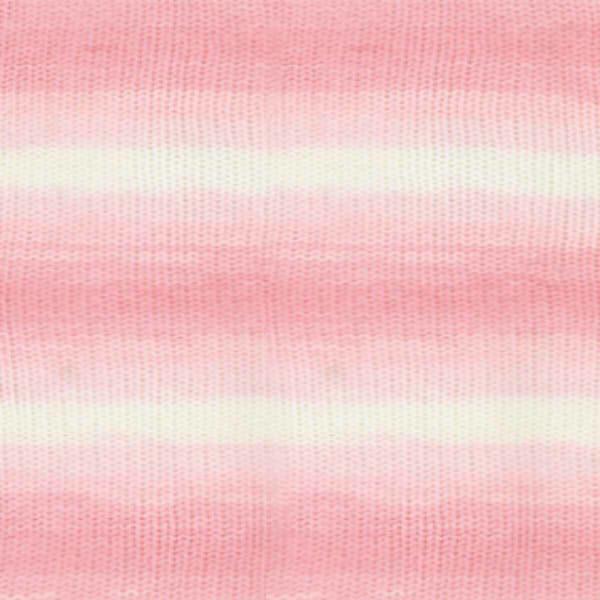 Sekerim Bebe batik Alize - бел/св.розовый 6319