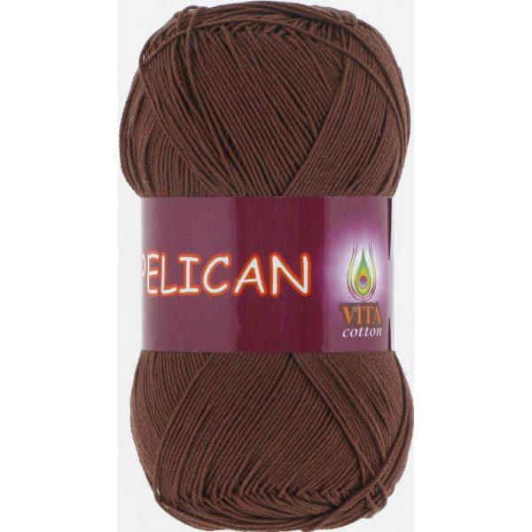 Pelican VITA Cotton - св.шоколад 3973
