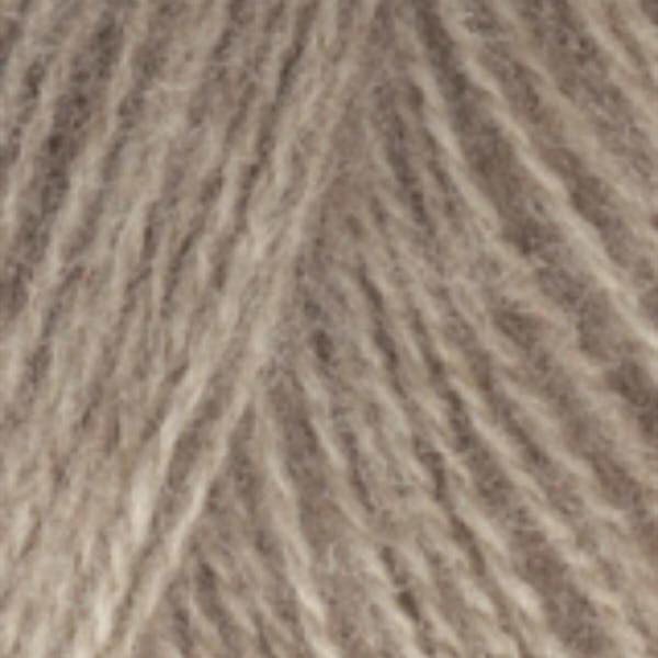 Angora Real 40 Alize - бежевый меланж 152