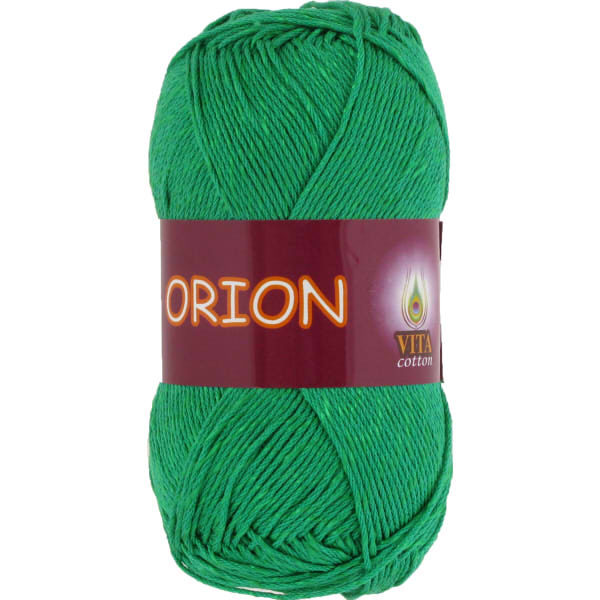 Orion VITA Cotton - зеленый 4576
