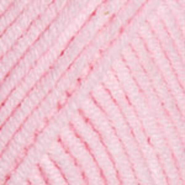 Jeans YarnArt - нежно розовый 74