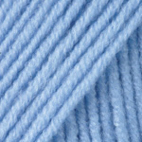 Merino De Luxe/50 YarnArt - св.голубой 215