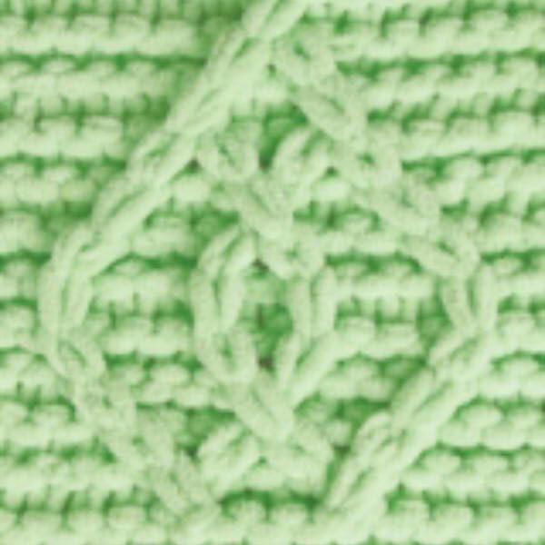 Puffy Fine Alize - пастельно-зеленый 516