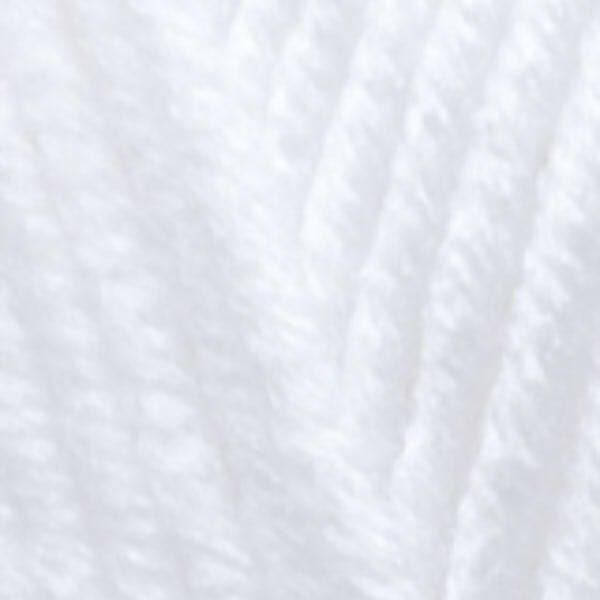 Superlana maxi Alize - белый 55