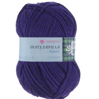 Популярная Пехорка - фиолетовый 78