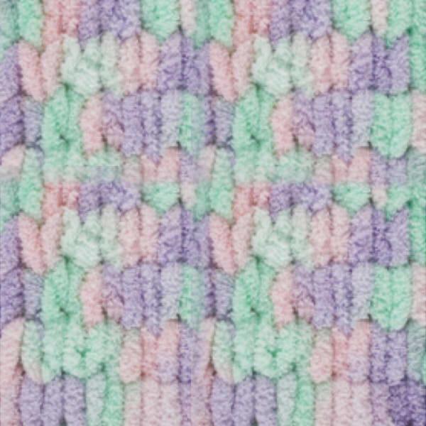 Puffy Color Alize - роз/мята/фиолет 5938