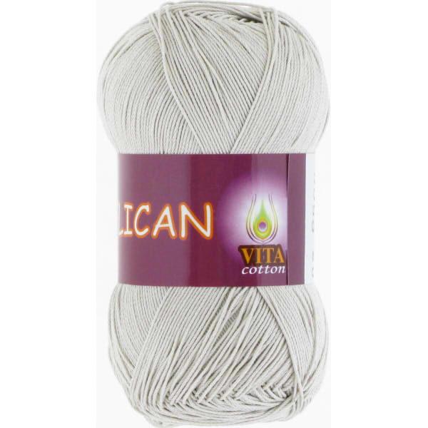 Pelican VITA Cotton - св.серый 3965