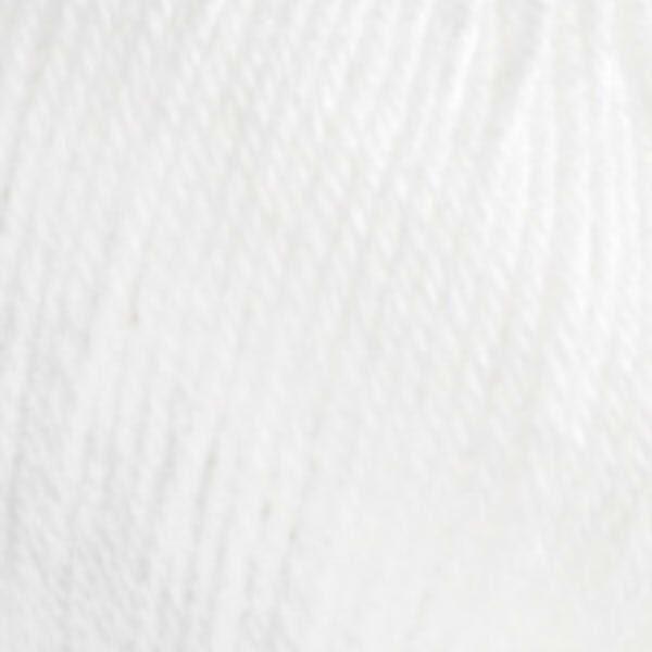 Baby Wool Alize - белый 55