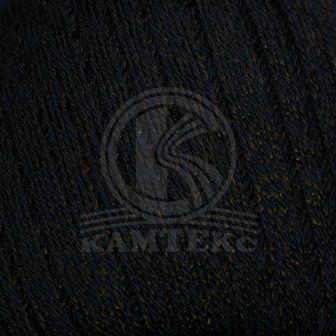 Вискозный шелк Камтекс - черный 003