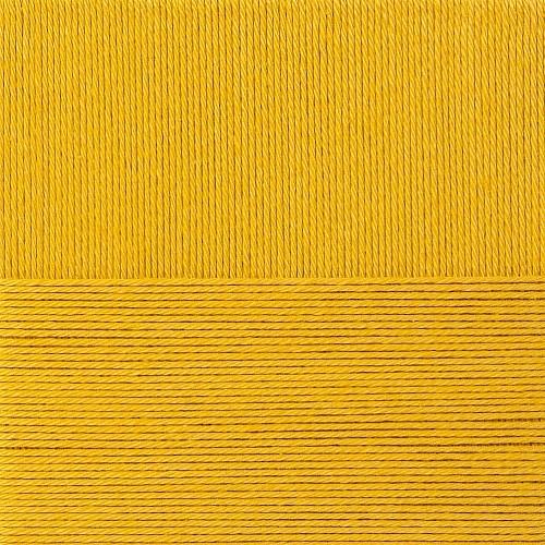 Классический хлопок Пехорка - желток 12