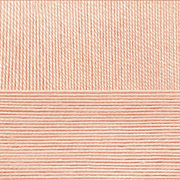 Цветное кружево Пехорка - абрикос 99