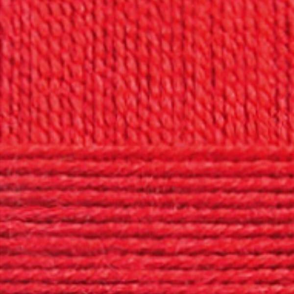 Бисерная Пехорка - красный 06