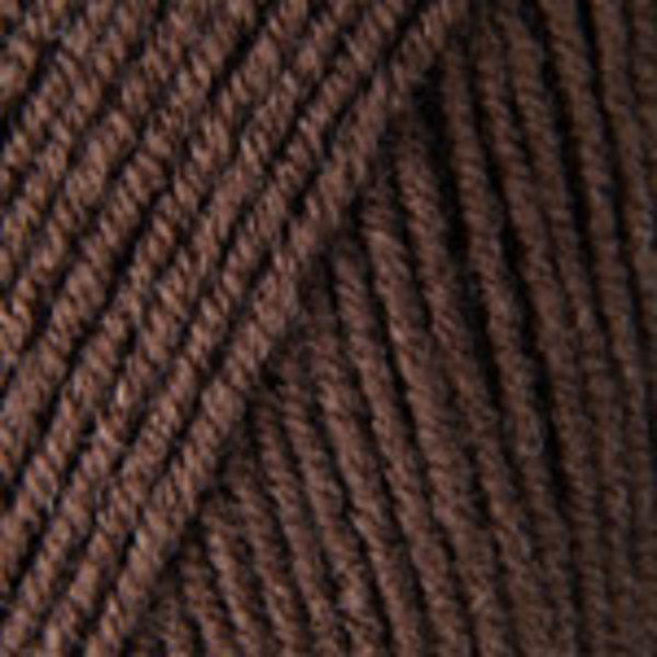 Merino De Luxe/50 YarnArt - шоколад 116