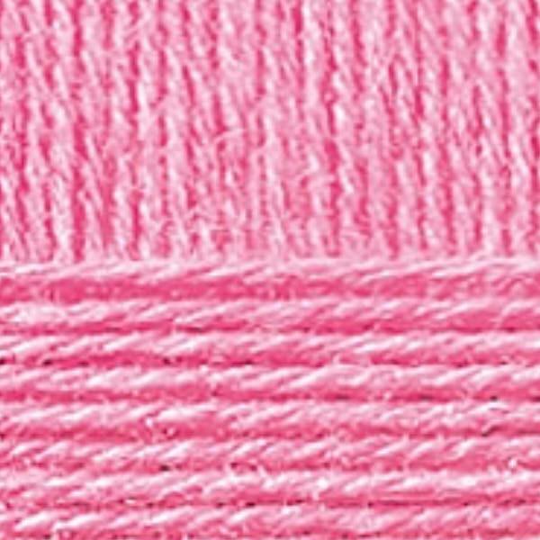 Бисерная Пехорка - яр.розовый 11