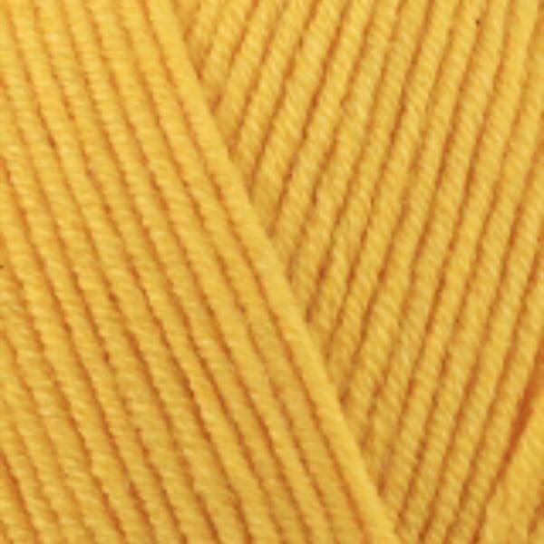 Cotton Gold Alize - т.желтый 216