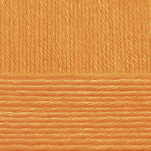 Детский каприз Пехорка - желто-оранжевый 485