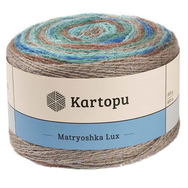 Matryoshka Lux KARTOPU - 2154