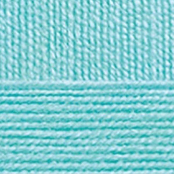 Бисерная Пехорка - голубая бирюза 222