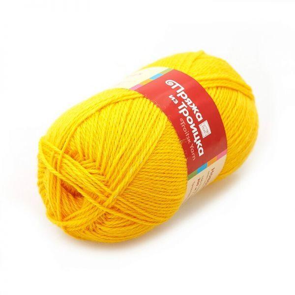 Новозеландская Троицк - желтый 0596